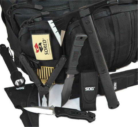 Sored Bug-Out-Bag: SOG Special Edition - Sored Gear