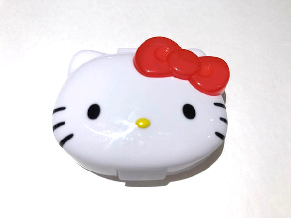 Hello Kitty Nail Art Box with Compartments