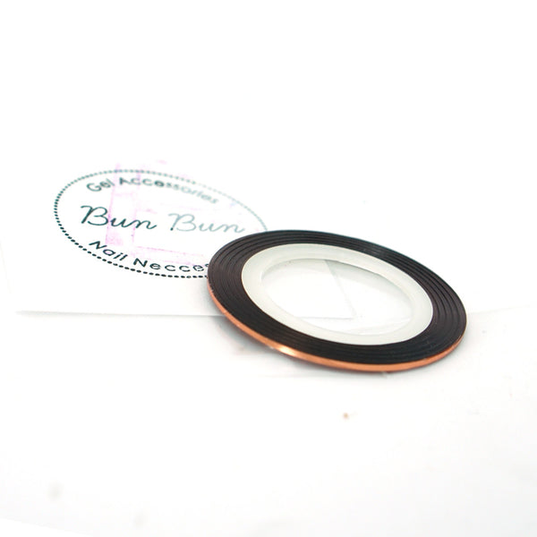 Striping Tape- Rosegold / Copper 2MM
