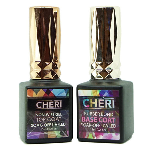 Cheri Combo Top & Base UV LED Gel Polish
