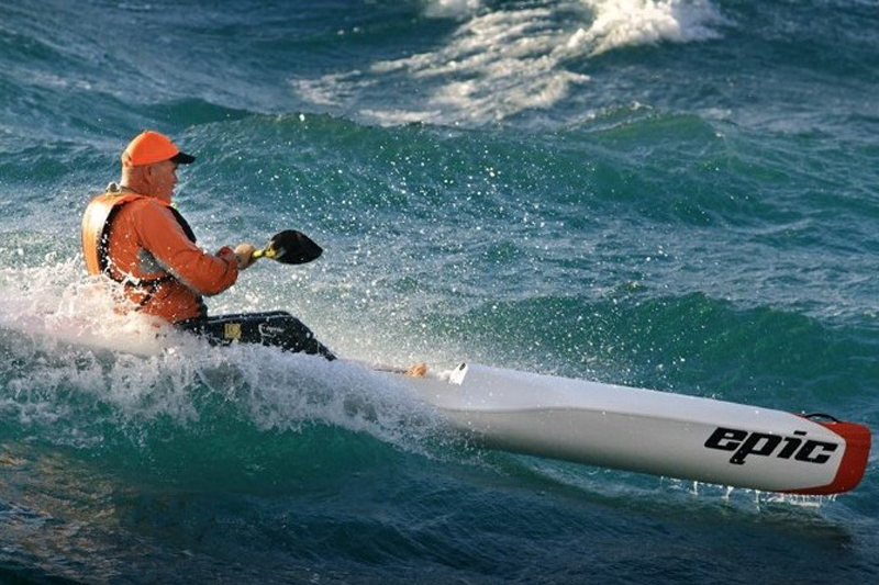 Tips for Paddling in & out of Surf
