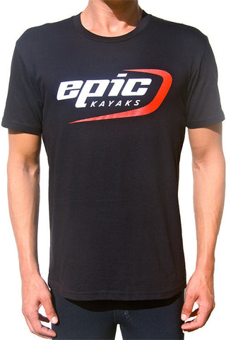 Epic Navy Cotton Tee