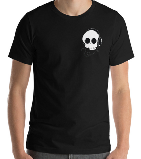 Tone Death Black Short Sleeve T-Shirt