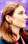 Pixeled Apart Earrings