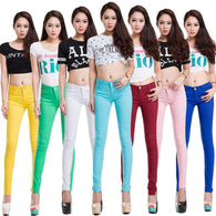2017 Women's Slim Cut Skinny Pencil long pants