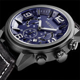 2016 Luxury Brand Men Quartz Military Sports Wrist Watch