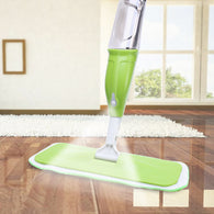 Home Cleaning Tool - Micro Fibre Flat Mop with Liquid Spray Floor Mop