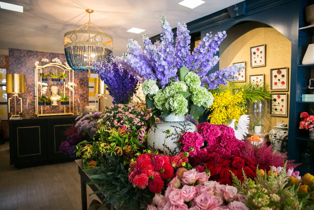 Dallas' best florist – beautiful flowers and accessories for