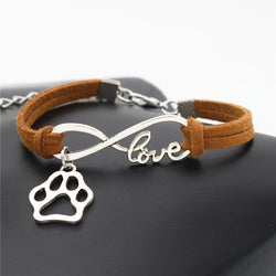 Stylish Personalized Paw Bracelet