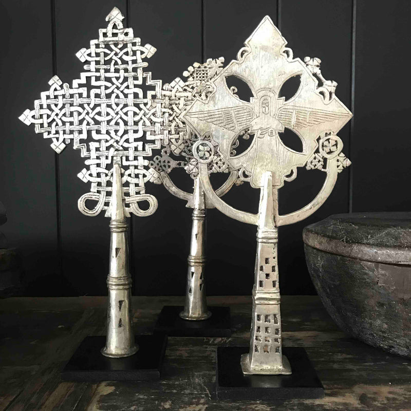 Ethiopian Coptic Cross Medium