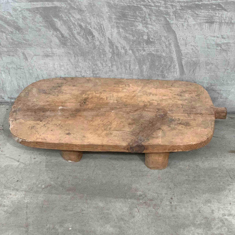 Bread table with legs