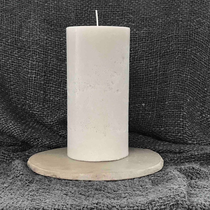 Medium Cathedral Candles - Ivory