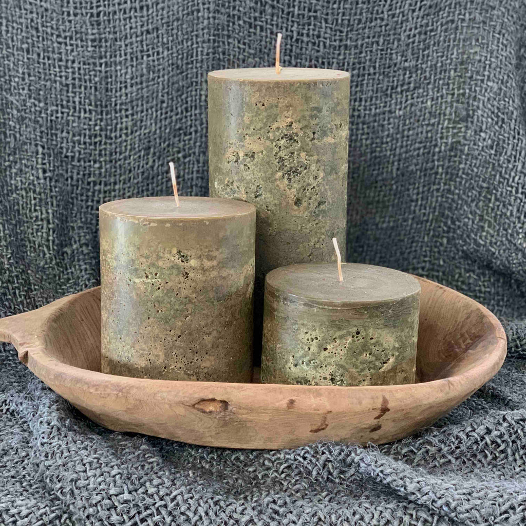 Earth Cathedral candle M