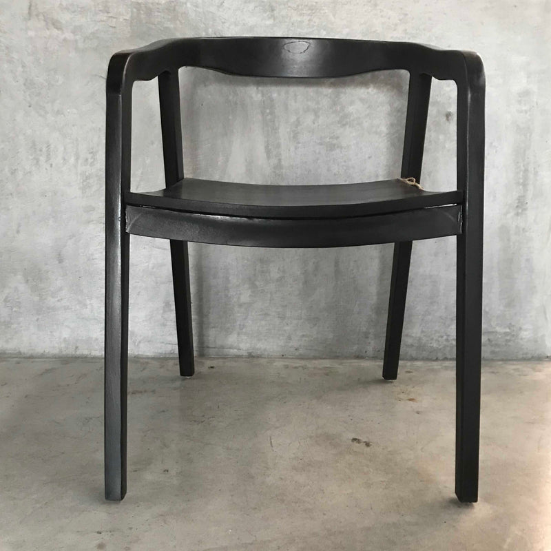 Ada Dining Chair - Black