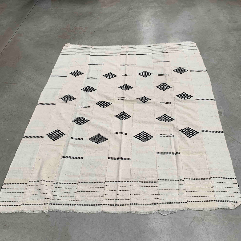 Mossi Cloth with Geometric Design
