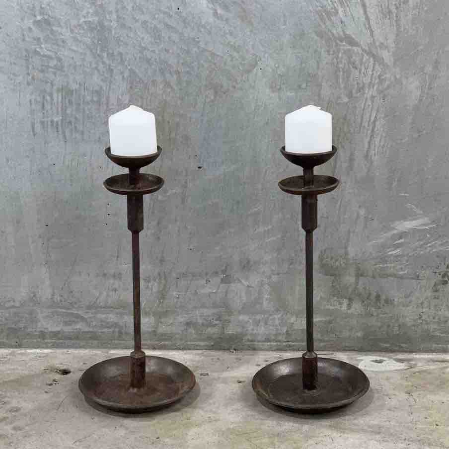 Oil candle holders