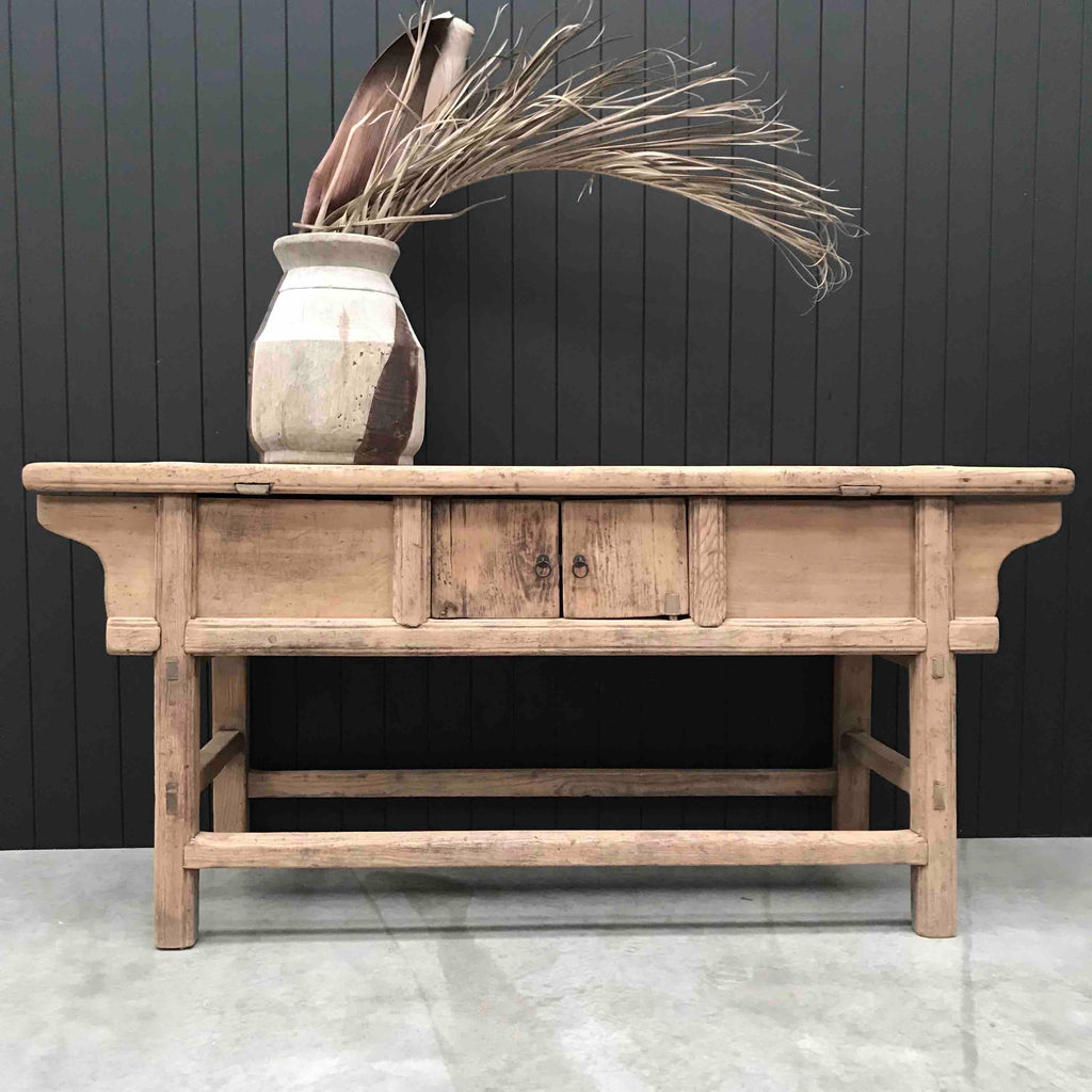 Chinese Elm Dongbei Console