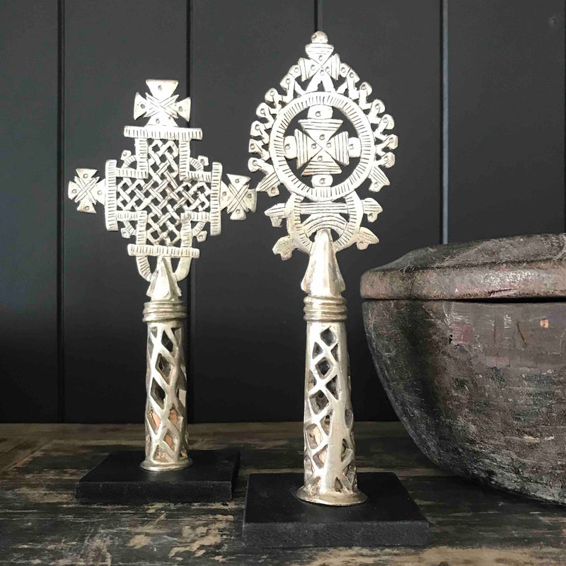 Ethiopian Coptic Cross Small