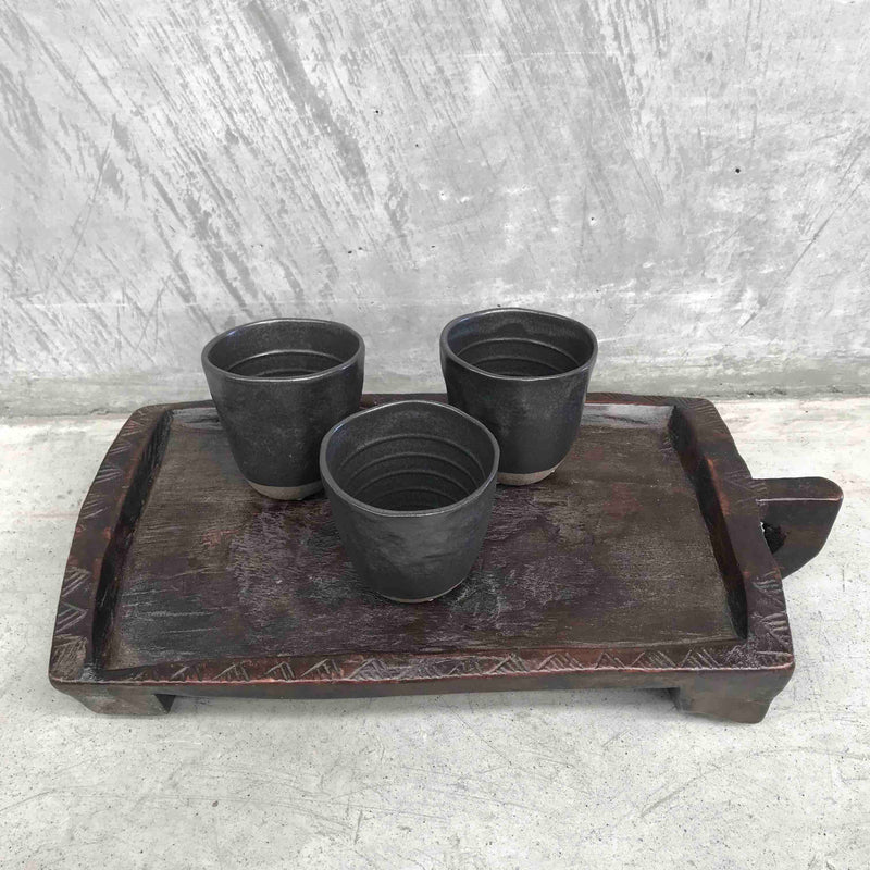 Ethiopian Coffee Tray