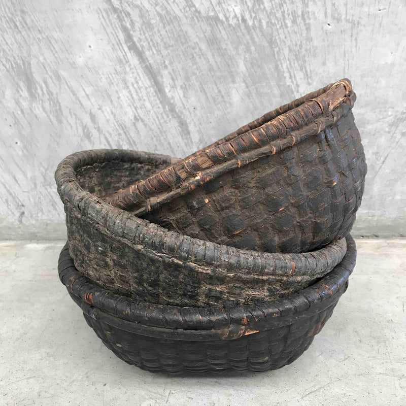 Hard Wood Bowl from Turkana Tribe L
