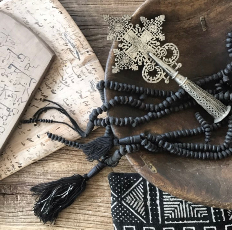 Moroccan prayer beads