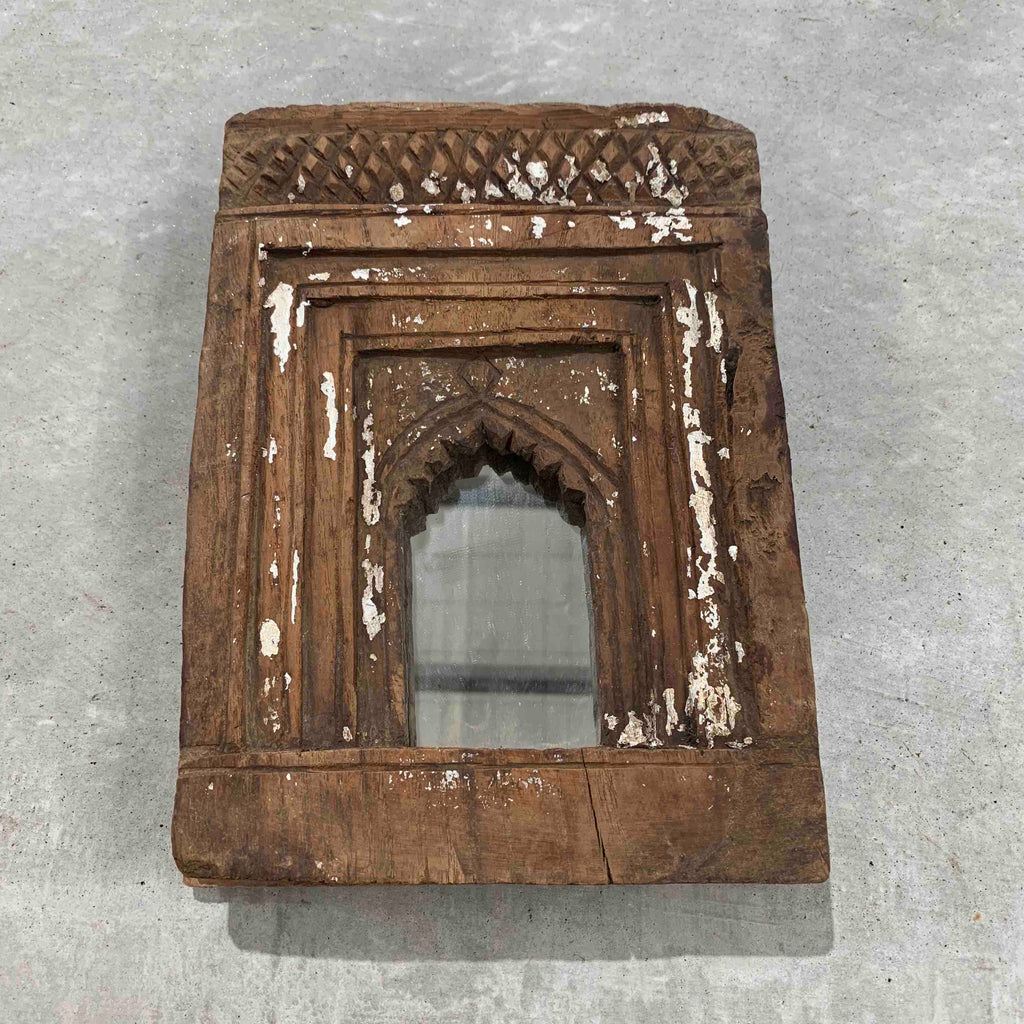 Antique mirror frame- Medium