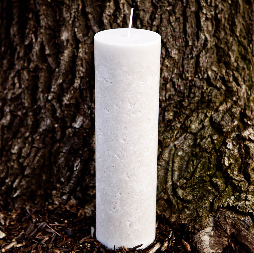 Large Chapel Candles - Ivory