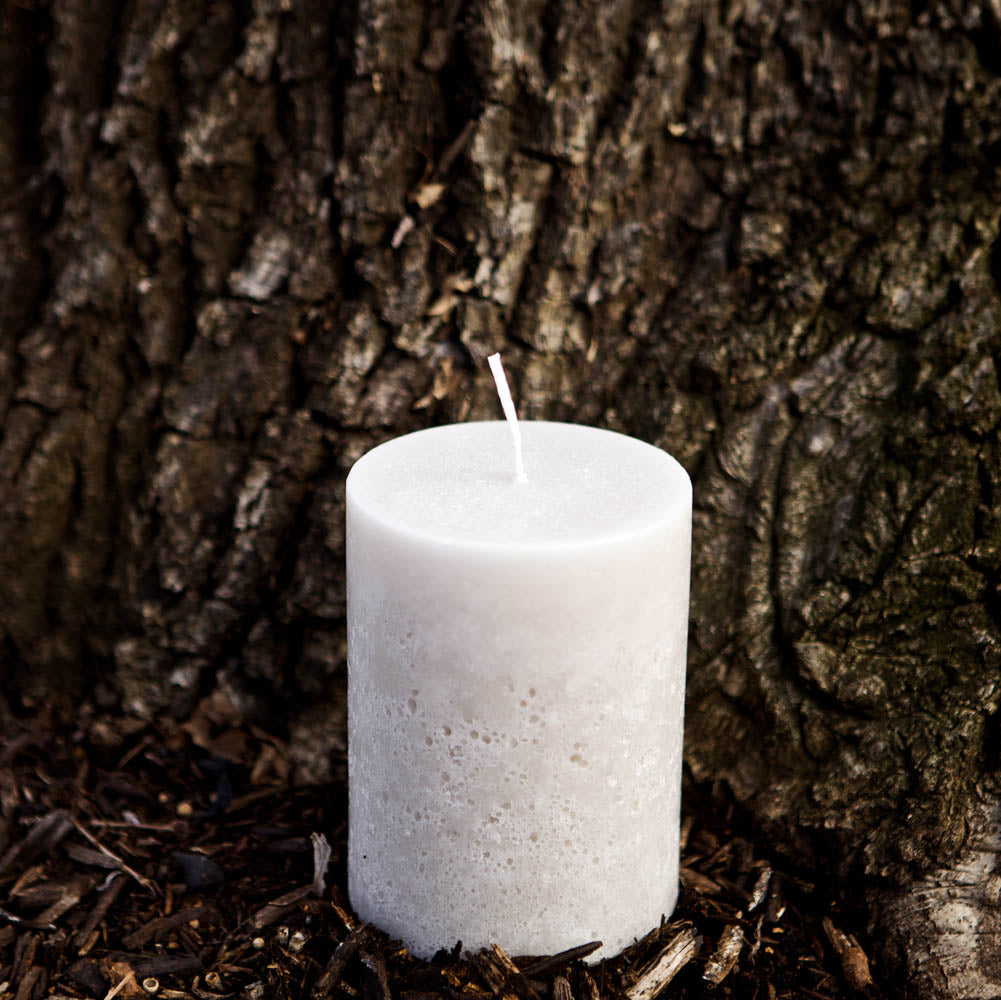 Small Chapel Candles - Ivory
