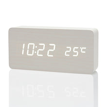 LED Digital Alarm Clock and Thermometer