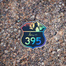 "3"" Vinyl Logo Sticker - Rainbow"
