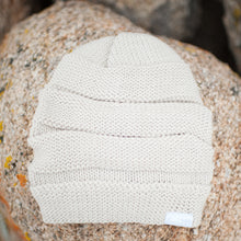 "Knit ""love 395"" Scrunch Beanie"