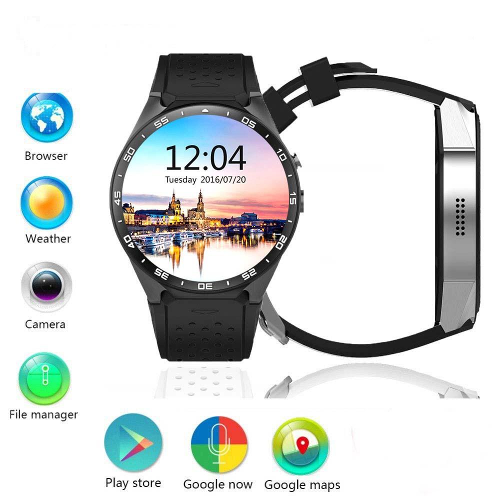Novateur RY 1116 PRO 3G Wi-Fi Smart Watch (Top Selling) Android & iOS  compatible