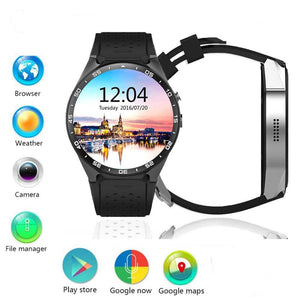 Novateur RY 1116 3G Wi-Fi Smart Watch (Top Selling) Android & iOS compatible. - Novateur Solutions