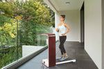 Novateur Treadmill foldable with Workstation and Bluetooth Speaker(HomeRunner) - Novateur Solutions