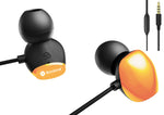 Novateur R77 Headphones Bass Wired in-Ear Earphones with Mic - Novateur Solutions