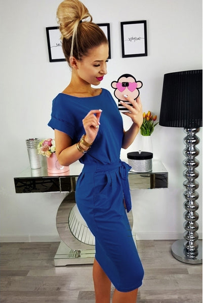 A| Chicloth Summer Dress 2018 New Women Casual Vintage Dress
