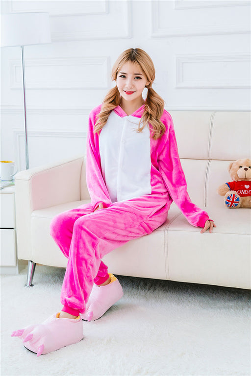 Chicloth Animal Cosplay Costume New Shark Adult Pajamas-Pajamas-Chicloth