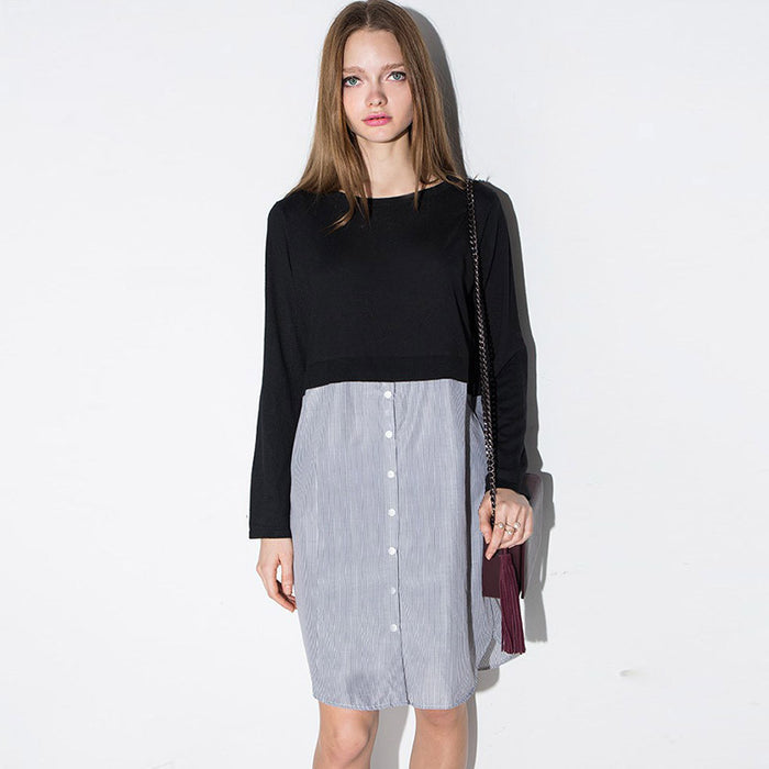 Chicloth Two-piece Office Day Dress-Chicloth