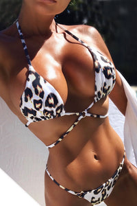 A| Chicloth in Cheetah print gorgeous Bikini Set - Chicloth