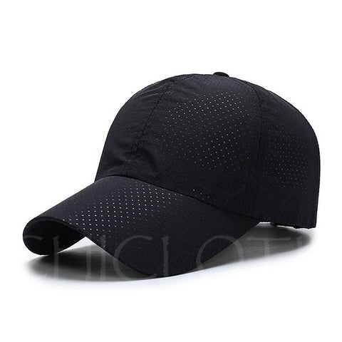 Chicloth Ventilation Fast Drying Hats