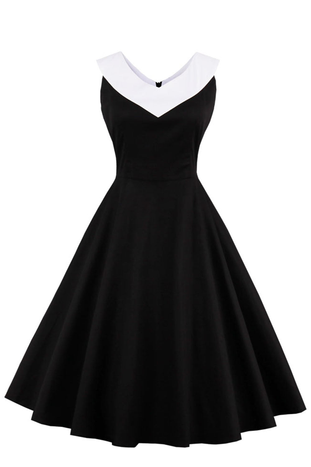Chicloth Once in my Life  Valentine Dress - m / black