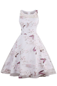 Chicloth Pure Love light pink vintage dress - Chicloth