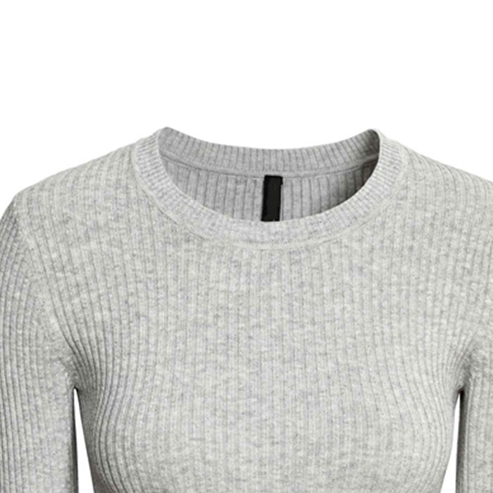Chicloth Long sleeve Fitted Sweater-Chicloth