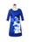 Chicloth Love her Elegance Women T-shirt Dress-T-Shirts-Chicloth