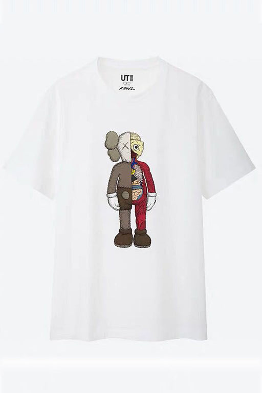 UNIQLO UT Summer Casual 2019 Collaboration Companion Men T-Shirt Tops