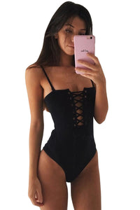 Chicloth In The Morning Sunshine One-piece Swimsuit - Chicloth