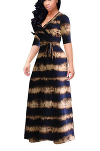 A| Chicloth New Style Fashionable Plus Size Women'S Casual Dresses