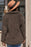 A| Chicloth Coffee Fleece Open Front Coat With Pockets-Coats-Chicloth