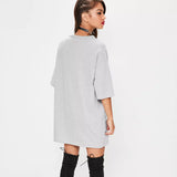 Chicloth Middle Sleeve Sports Dress