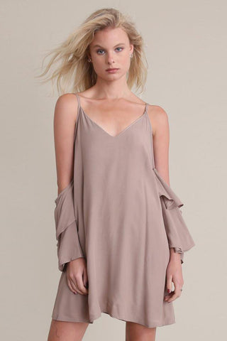 Chicloth Sexy Bare shoulder Slip Dress - Chicloth